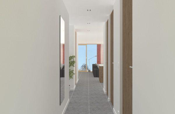 kamerhoge deuren waar mogelijk